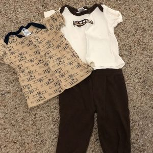 Hudson Baby Boy Outfit